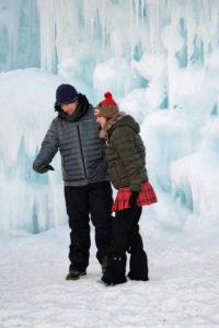 Ice Castles, NH