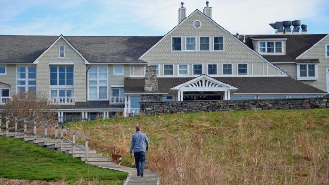 Inn by the Sea - New England Green Hotel