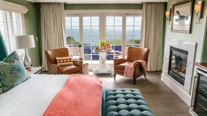 Rooms by the Ocean in Maine